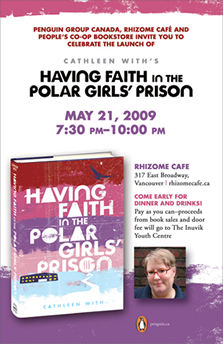 Having Faith in the Polar Girls' Prison - Book Launch 2009